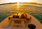 40 ft. Regal Boats Commodore 3880 Motor Yacht Boat Rental Providenciales Image 4