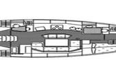 46 ft. Other Grand Soleil 46.3 Sloop Boat Rental San Foca Image 6
