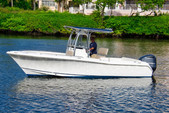 24 ft. Sea Hunt 232 Ultra Center Console Boat Rental West Palm Beach  Image 1