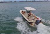 23 ft. Scout Sportfish Center Console Boat Rental Miami Image 7