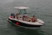 23 ft. Scout Sportfish Center Console Boat Rental Miami Image 2