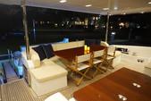 80 ft. Azimut Yachts 80 Carat Motor Yacht Boat Rental Miami Image 2