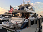 80 ft. Azimut Yachts 80 Carat Motor Yacht Boat Rental Miami Image 1