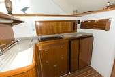 46 ft. Riviera Yachts 40 Flybridge Convertible Convertible Boat Rental Miami Image 7