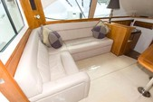 46 ft. Riviera Yachts 40 Flybridge Convertible Convertible Boat Rental Miami Image 5