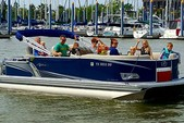 22 ft. Avalon Pontoons 22' LSZ Fish Pontoon Boat Rental N Texas Gulf Coast Image 11