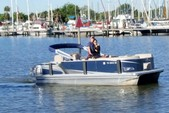 22 ft. Avalon Pontoons 22' LSZ Fish Pontoon Boat Rental N Texas Gulf Coast Image 14