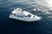 60 ft. Azimut Yachts 55 Cruiser Boat Rental Los Angeles Image 14