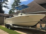 20 ft. NauticStar Boats 2000XS Offshore w/F150TXR Offshore Sport Fishing Boat Rental N Texas Gulf Coast Image 1