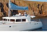 45 ft. Lagoon Boats 450 Catamaran Boat Rental San Francisco Image 12