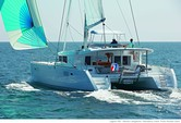 45 ft. Lagoon Boats 450 Catamaran Boat Rental San Francisco Image 16