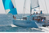 45 ft. Lagoon Boats 450 Catamaran Boat Rental San Francisco Image 17