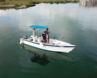 23 ft. inshore center console by ap center console Center Console Boat Rental Punta Cana Image 1