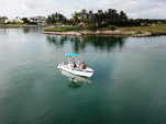23 ft. inshore center console by ap center console Center Console Boat Rental Punta Cana Image 3