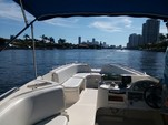 26 ft. Bayliner 2659 Rendezvous Bow Rider Boat Rental Miami Image 8