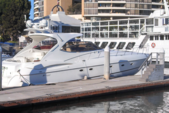 58 ft. Cruisers Yachts 560 Express Motor Yacht Boat Rental Los Angeles Image 1