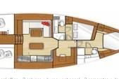 50 ft. Beneteau USA Sense 50 Sloop Boat Rental San Francisco Image 10
