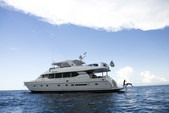 82 ft. Hargrave Neptuno Motor Yacht Boat Rental Punta de Mita Image 1