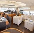 82 ft. Sunseeker Predator Motor Yacht Boat Rental Miami Image 7