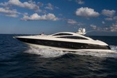 82 ft. Sunseeker Predator Motor Yacht Boat Rental Miami Image 2
