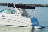 31 ft. Sea Ray Boats 280 Sundancer Cruiser Boat Rental Tampa Image 12