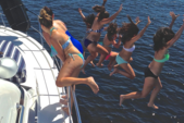 50 ft. Jefferson Yachts 50 Rivanna SE Motor Yacht Boat Rental West Palm Beach  Image 6