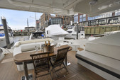 71 ft. Azimut Yachts 68 Plus Motor Yacht Boat Rental Washington DC Image 11