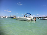 26 ft. Bayliner 2659 Rendezvous Bow Rider Boat Rental Miami Image 11