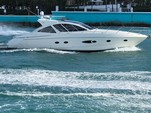 54 ft. Azimut Yachts 55 Cruiser Boat Rental Miami Image 2