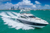 63 ft. Sunseeker Manhattan Motor Yacht Boat Rental Miami Image 1