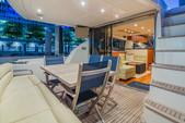 63 ft. Sunseeker Manhattan Motor Yacht Boat Rental Miami Image 8
