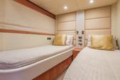 63 ft. Sunseeker Manhattan Motor Yacht Boat Rental Miami Image 11