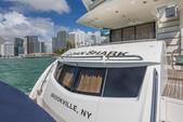 63 ft. Sunseeker Manhattan Motor Yacht Boat Rental Miami Image 18