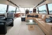 75 ft. Lazzara Marine 75 LSX Motor Yacht Boat Rental Miami Image 1