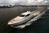 75 ft. Lazzara Marine 75 LSX Motor Yacht Boat Rental Miami Image 14