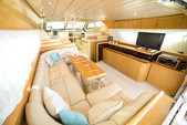 45 ft. Platoni Flybridge Boat Rental Kos Image 2