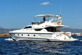 45 ft. Platoni Flybridge Boat Rental Kos Image 5