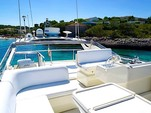 45 ft. Platoni Flybridge Boat Rental Kos Image 21