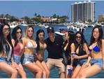 38 ft. Four Winns Boats 358 Vista Cruiser Boat Rental Miami Image 6