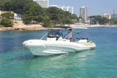 24 ft. Other Zodiac NZO 760 Rigid Inflatable Boat Rental Palma Image 2