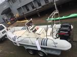 19 ft. AB Inflatables 5.70 VST Rigid Inflatable Boat Rental San Francisco Image 1