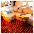 53 ft. Regal Boats Commodore 5260 IPS Drive Motor Yacht Boat Rental Washington DC Image 6