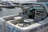 42 ft. Chris Craft 360 Express Cruiser Boat Rental Chicago Image 16