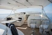 88 ft. Ferretti Custom Motor Yacht Boat Rental Miami Image 7