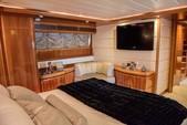 88 ft. Ferretti Custom Motor Yacht Boat Rental Miami Image 6