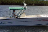 35 ft. Marlago by Jefferson Yachts FS35 Center Console Boat Rental Boston Image 5