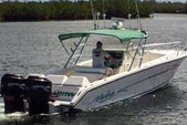 35 ft. Marlago by Jefferson Yachts FS35 Center Console Boat Rental Boston Image 6