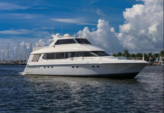 76 ft. Lazzara Marine 76 Motor Yacht Boat Rental West Palm Beach  Image 1