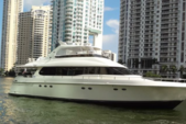 76 ft. Lazzara Marine 76 Motor Yacht Boat Rental West Palm Beach  Image 2