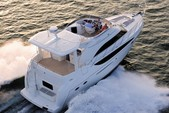 42 ft. Meridian Yachts 408 Motoryacht Flybridge Boat Rental Washington DC Image 4